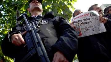 Започва процес срещу журналисти от турския вестник Джумхуриет