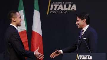 Предложиха Джузепе Конте за премиер на Италия