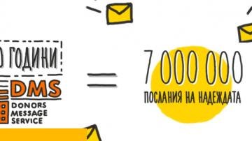 10 години DMS номерът помага на хора в нужда
