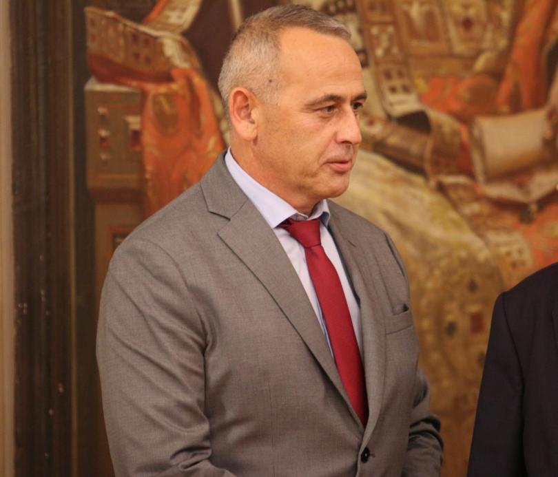 Правителството прие решение, с което дава съгласие генерал-майор Данчо Дяков