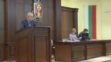 Кметът на Хасково Добри Беливанов с първа публична изява след скандала