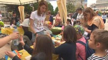 Детски панаир се провежда за първи път в Добрич