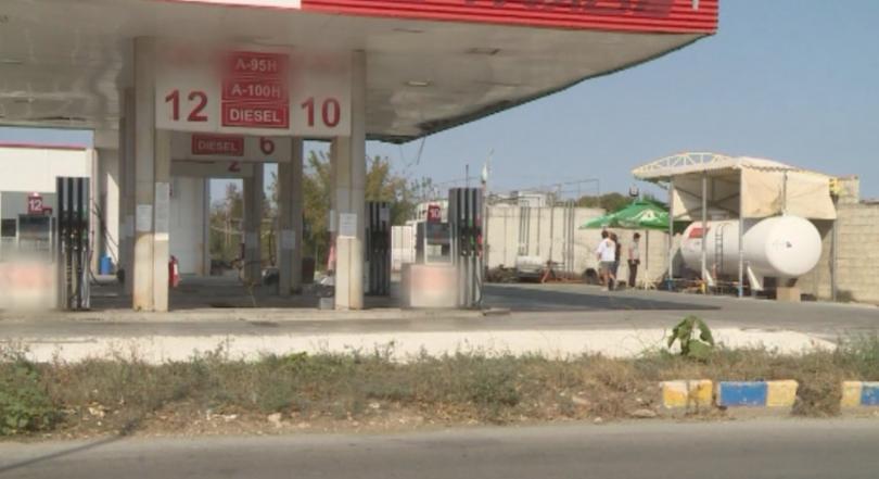 Таксито, което се взриви на бензиностанция край Добрич, е минало