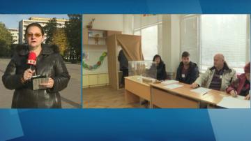 Няма сигнали за нарушения от началото на изборния ден в Добрич