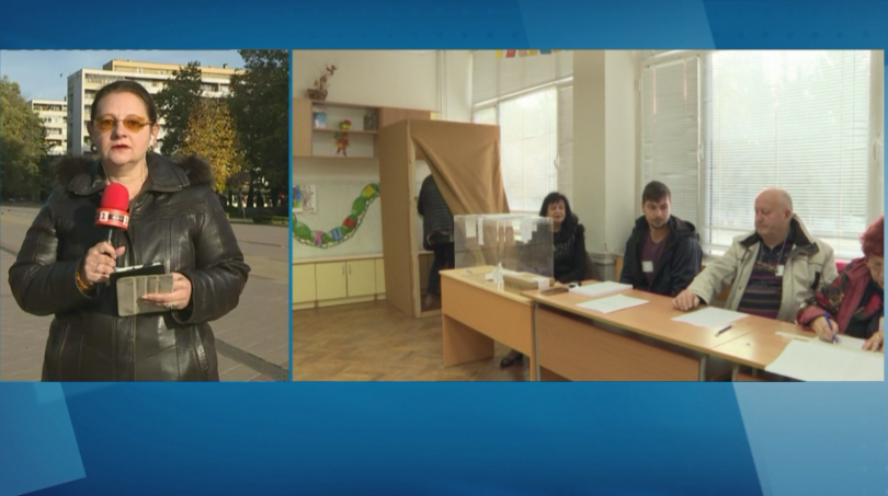 Балотажът в Добрич започна нормално. За гласовете на избирателите там