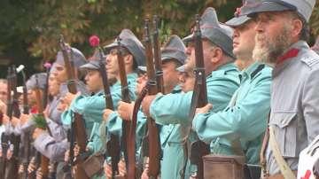 Военен фестивал пресъздаде Добричката епопея от 1916 г.