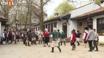 Знакови епизоди от Априлското въстание оживяха в Добрич (ВИДЕО)