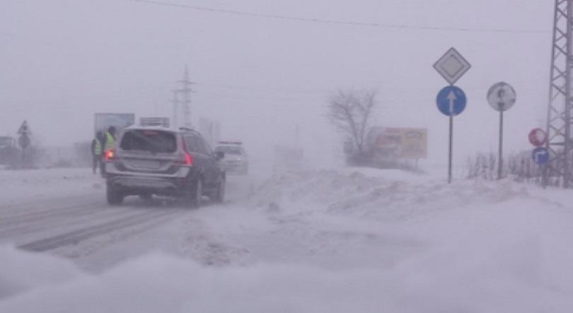пътищата област добрич проходими зимни условия