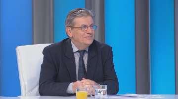 Проф. Добрин Константинов: Нужно е подобаващо финансиране за трансплантации