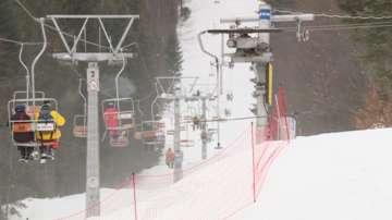 Писта Безбог над Добринище привлича все повече любители на зимните спортове