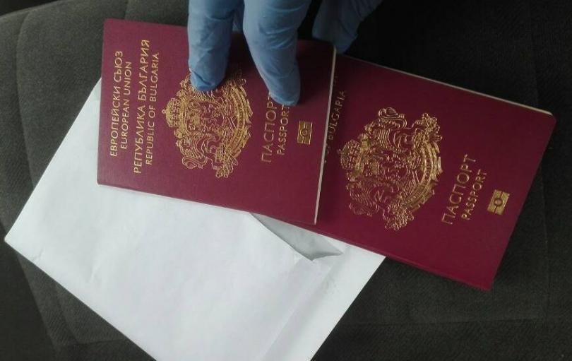 гдбоп неутрализира престъпна група изготвяла фалшиви документи самоличност