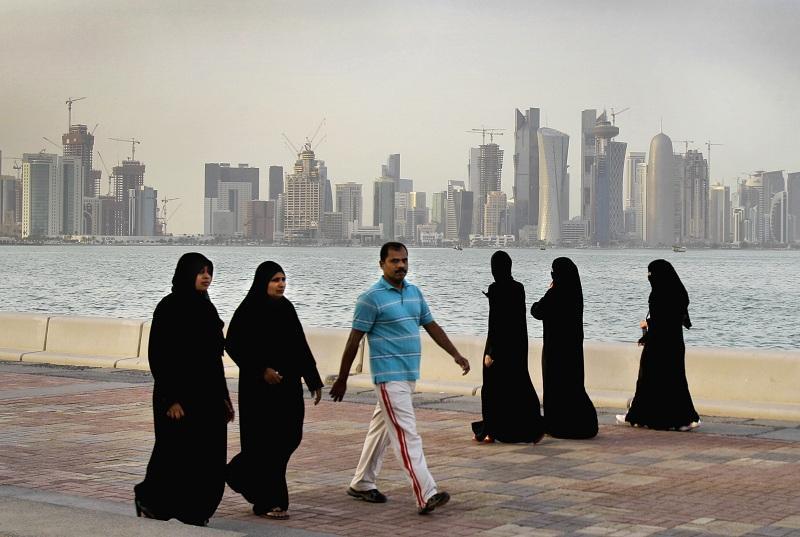 саудитска арабия отваря границата катар поклонението мека