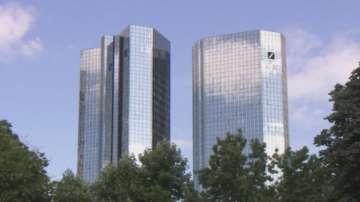 Дойче банк в криза