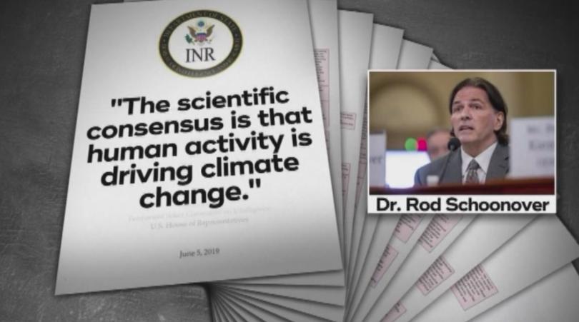 Бивш американски анализатор по въпроси за глобалното затопляне обяви в