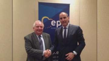 Жозеф Дол поздрави ГЕРБ за победата на парламентарните избори