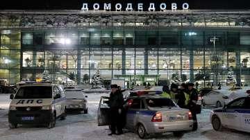 Анонимен сигнал за бомба в самолет предизвика паника на летище Домодедово
