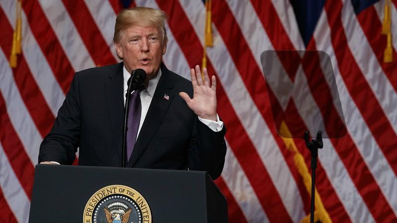 Тръмп заяви, че подкрепя възобновяването на преговорите между двете Кореи
