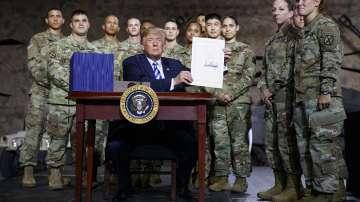 САЩ с рекорден бюджет за отбрана - 716 млрд. долара