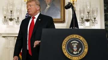 Тръмп отлага традиционната си реч За състоянието на Съюза