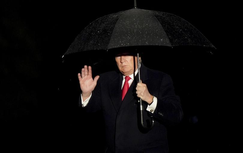 Американският президент Доналд Тръмп обяви извънредно положение за защита на