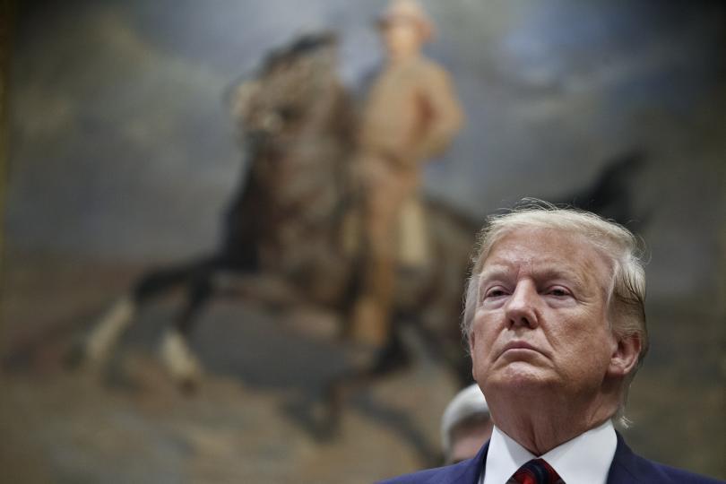 Президентът на Съединените щати Доналд Тръмп ще посети Южна Корея,