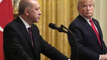 Акценти от разговора Тръмп-Ердоган във Вашингтон