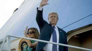 Тръмп замина от Хавай за Япония - първия етап от негова обиколка в Източна Азия