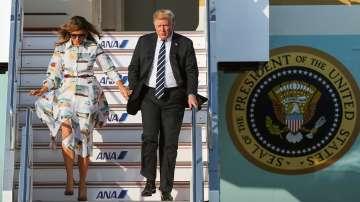 Доналд Тръмп е на четиридневно държавно посещение в Япония