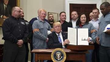 САЩ въвеждат вносни мита за стомана и алуминий