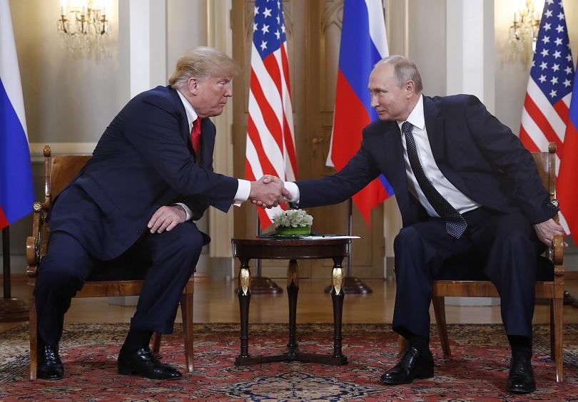 Президентите на Съединените щати и Русия се срещат във финландската