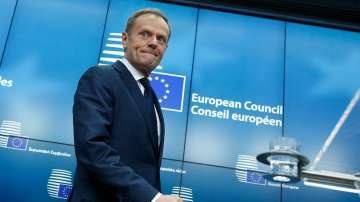 Продължава срещата на европейските лидери