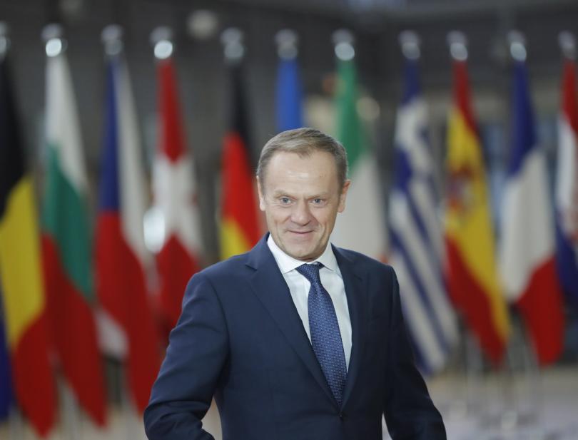 Доналд Туск: ЕС няма да предложи нова сделка на Великобритания