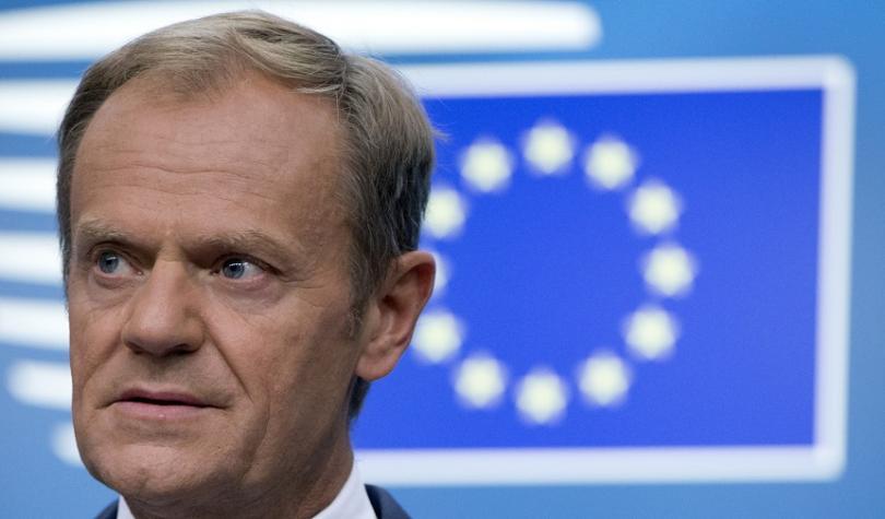Председателят на Европейския съвет Доналд Туск увери, че 27-те страни