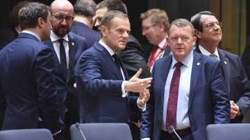 Доналд Туск беше преизбран за председател на Европейския съвет