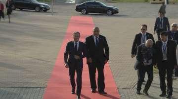 Започна срещата на Бойко Борисов с Доналд Туск