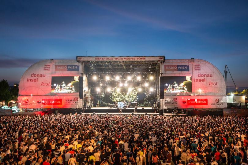снимка 3 Виена през лятото - музика за всички