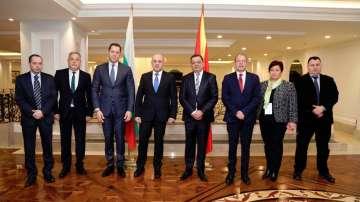 България и Република Македония ще работят за общ граничен контрол