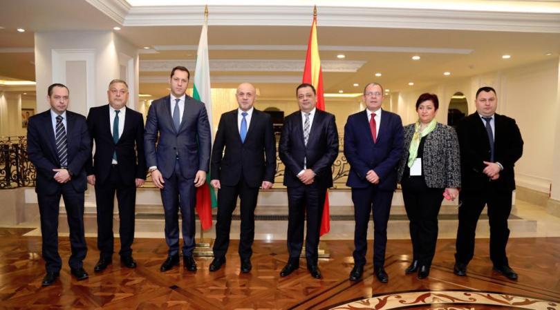 Снимка: България и Република Македония ще работят за общ граничен контрол