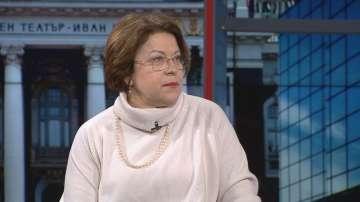 Татяна Дончева: Хората искат да бъдат лъгани, те не приемат истината