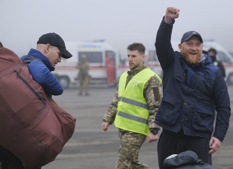 Самопровъзгласилата се Донецка народна република и Киев завършиха размяната на