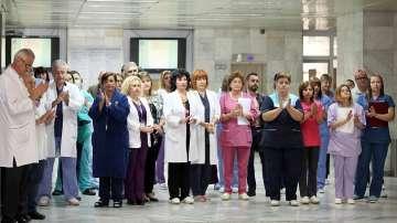ВМА отбеляза Европейската седмица на донорството