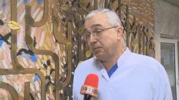 Никола Владов, ВМА: Продължават да се търсят начини да се увеличат донорите
