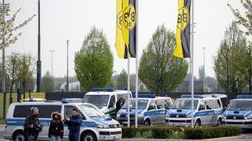 Полицията разследва възможна ислямска връзка за експлозиите в Дортмунд