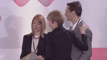 Журналисти от БНТ с награда Достойните българи