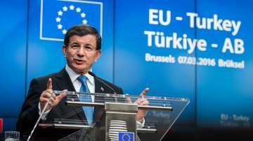 Турският премиер подава оставка на 22 май