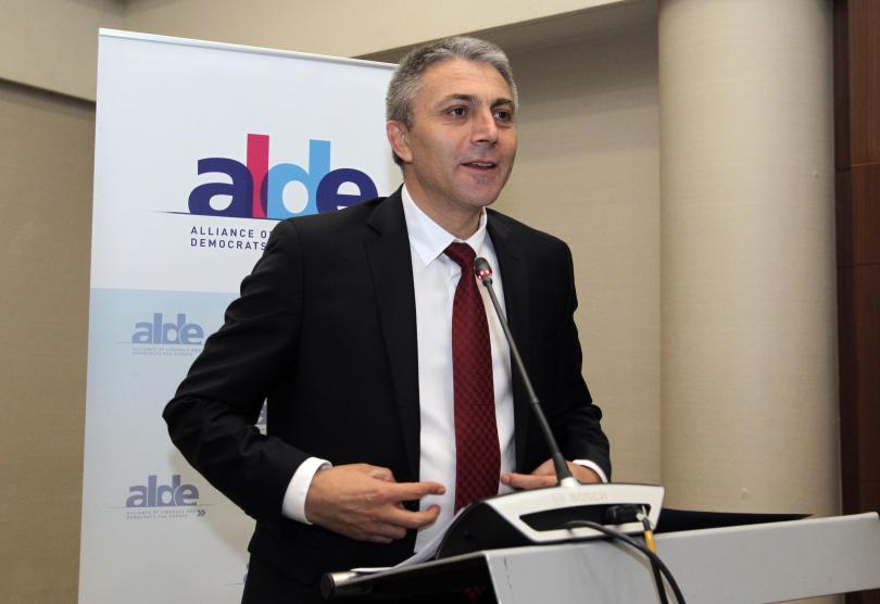 снимка 1 ДПС е домакин на Съвета на Алианса на либералите и демократите в Европа