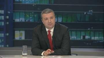 Драгомир Стойнев: Трябва да има дебат за партийните субсидии