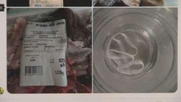 Жена си купи заразена с тения дроб сарма от голям столичен хипермаркет