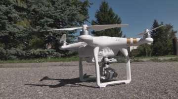 В Литва търсят алкохол с дронове
