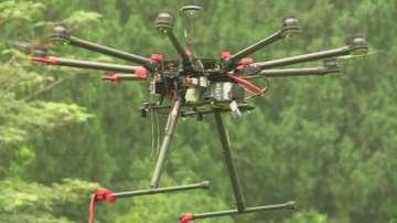Училище за пилотиране на дрон в Пекин